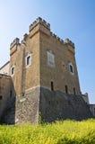 Norman-Swabian Castle. Mesagne. Puglia. Italy. Stock Photos