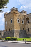 Norman-Swabian Castle. Mesagne. Puglia. Italy. Royalty Free Stock Photography