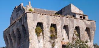 Norman Tower Royaltyfria Bilder