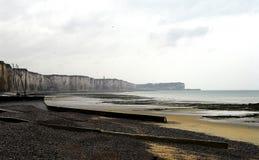 Normandië, Noordelijk Frankrijk Stock Foto's