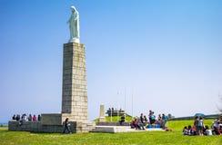 Normandia Στοκ φωτογραφία με δικαίωμα ελεύθερης χρήσης