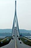normandie Нормандия Франции моста Стоковое Изображение