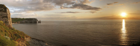 Normandie Stockbild