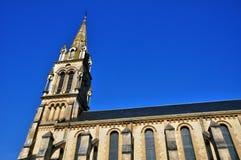 Normandie, abbaye de Trappe de La en La Trappe de Soligny Photo libre de droits
