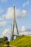 Normandie bro Royaltyfria Bilder