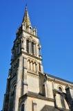 Normandie, La Trappe abbey in Soligny la Trappe Stock Image