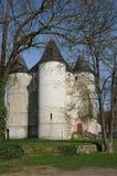 Normandie malowniczy miasto Vernon Obrazy Stock