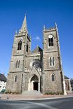 Normandie-Notre Dame. A church in Normandie(French) similar to Notre Dame de Paris royalty free stock photo