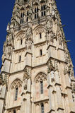 Normandie, the picturesque city of Rouen Stock Photography