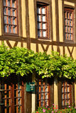 Normandie, the picturesque village of Lyons la Foret Royalty Free Stock Images