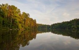 Normando del lago foto de archivo libre de regalías