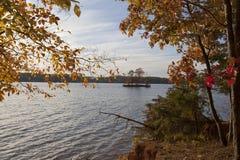 Normando del lago foto de archivo