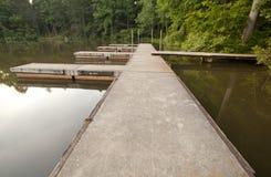Normando do lago Imagem de Stock Royalty Free