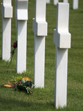 Normandy American Cemetery and Memorial, France Stock Photo