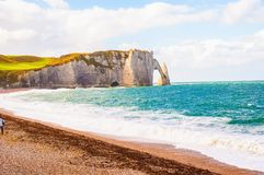 Normandy beach Royalty Free Stock Images