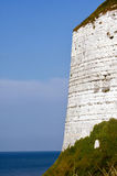NORMANDY - cliffs Royalty Free Stock Photography