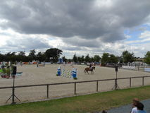 Normandy Horse Show Stock Image