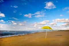 Normandy wybrzeże fotografia stock