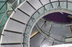 Normannen förderten Rathaus in London. Stockfotografie