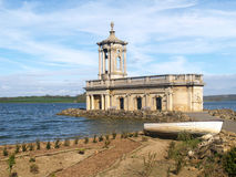 Normanton church Royalty Free Stock Photo