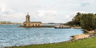Normanton Church in Rutland Water Park, England Stock Photo