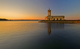 Normanton Church Royalty Free Stock Image