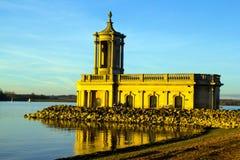 Normanton-Kirche Lizenzfreies Stockfoto