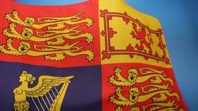 Norme royale britannique - Royaume-Uni illustration libre de droits