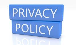 Norme sulla privacy royalty illustrazione gratis