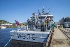 Nornen-class, patrol vessel Stock Image