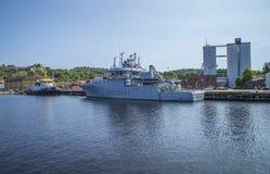 Nornen-class, patrol vessel Royalty Free Stock Photos