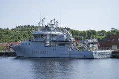 Nornen-class, patrol vessel Stock Photos