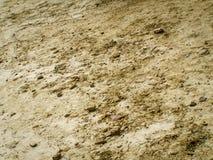 Noroiosi för vulcanii för jord för sandtexturgyttja Arkivfoton