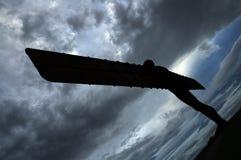norr ängel Royaltyfri Fotografi