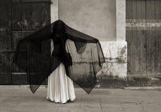 norr afrikansk dansare Arkivbild