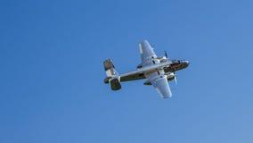 Norr - amerikan B-25 Mitchell Fotografering för Bildbyråer