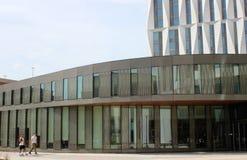 Norr bostads- allmänningar för universitetsområde, universitet av Chicago, studioligaarkitekter Royaltyfri Bild