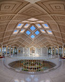 Norr Carolina Legislative rotunda Royaltyfri Foto