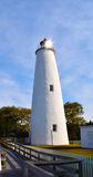Norr Carolina Lighthouse arkivbild