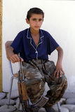 1993 norr Irak - Kurdistan Arkivfoton