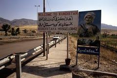 1993 norr Irak - Kurdistan Royaltyfri Fotografi