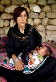 1993 norr Irak - Kurdistan Arkivbilder
