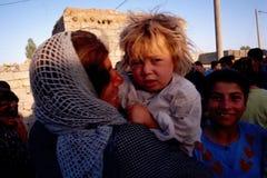 1993 norr Irak - Kurdistan Royaltyfri Foto