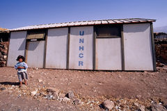 1993 norr Irak - Kurdistan Arkivbild