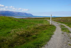 Norr Island Royaltyfria Bilder