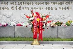 norr korea 2011 Royaltyfri Bild