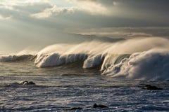 Norr kust av Maui, Hawaii Royaltyfri Foto