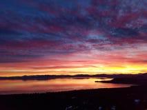 Norr Lake Tahoe Royaltyfri Fotografi