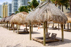 Norr Miami Beach Royaltyfri Bild
