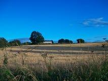 Norr Northumberland, England UK Arkivfoton